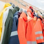 waterproof safety and work jackets