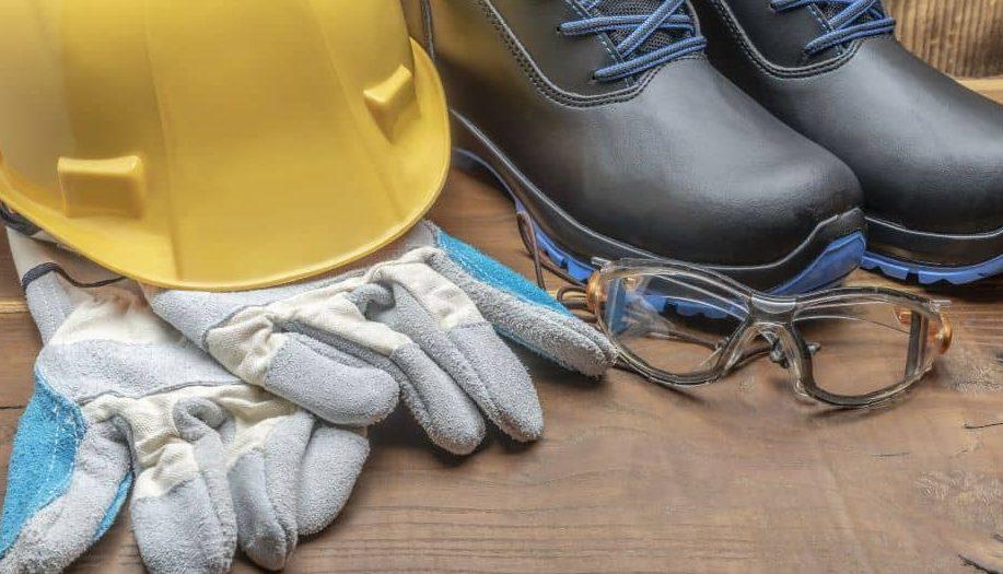 Work safety equipment.